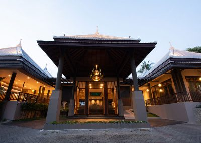 Entrance Cannacia Phuket